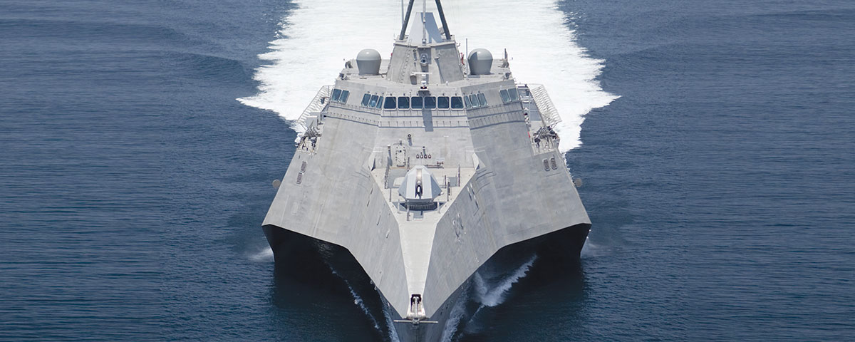 Ezy Fit Marine LCS 06